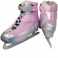 American Athletic Women's Ice Skates