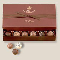 Godiva Chocolate Truffles