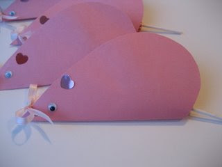 Cheesy Mice Valentines