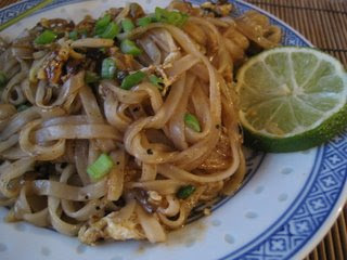 My Pad Thai Experience
