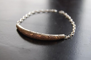 Silver Bracelet by Outside the Box