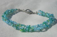 Criss Cross Bracelet from Willow Bends Jewelry