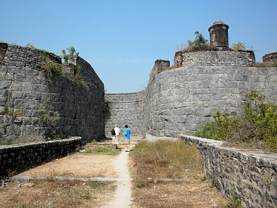 The Gingee Fort