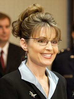 Sarah Palin, Vice Presidential Candidate