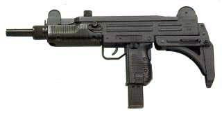 An Israeli Uzi