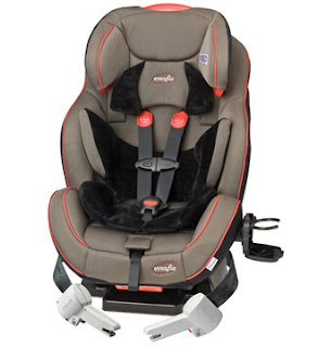 Evenflo Triumph Car Seat