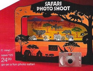 Safari Photo Shoot
