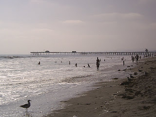 San Clemente Beach