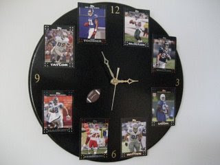 Football Clock