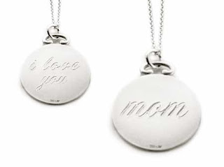 Silver Necklaces from The Fine Art of Family