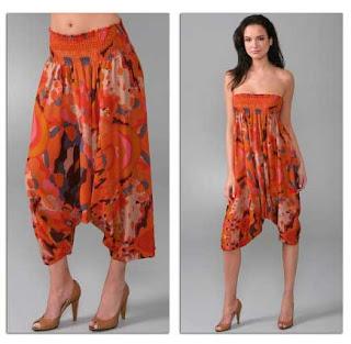 Diane Von Furstenberg's Harem Pants