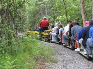Alaska Live Steamers Miniature Train