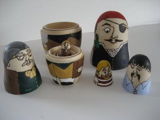 Matryoshka Pirates