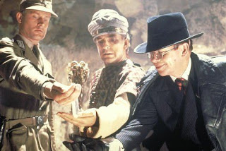 Nazis in Raiders of the Lost Ark
