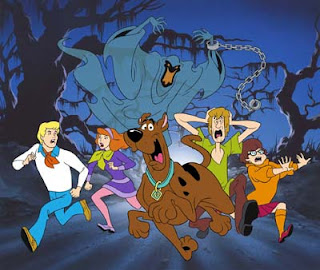 Scooby Doo and the Green Ghosts
