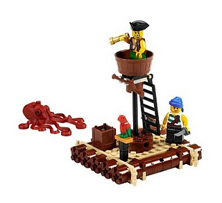 Lego Pirate Sets
