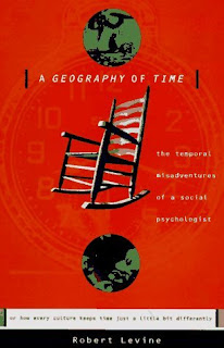 The Geography of Time