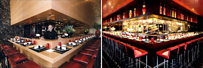 L'Atelier de Joel Robuchon New York and Hong Kong