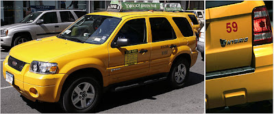 hybrid taxis all up in nyc, what about philly?