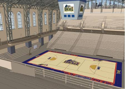 drexel university armory philadelphia basketball
