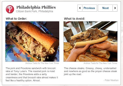 cheesesteaks at citizens bank park, philadelphia phillies