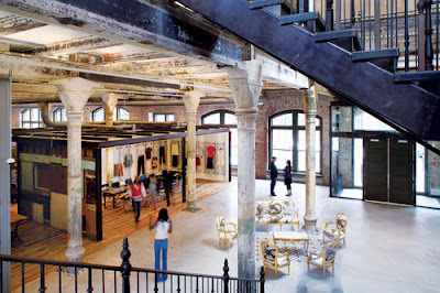 urban outfitters corporate headquarters, philadelphia, navy yard
