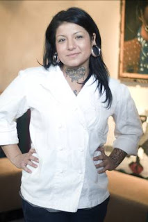 chef jennifer zavala, el camino real