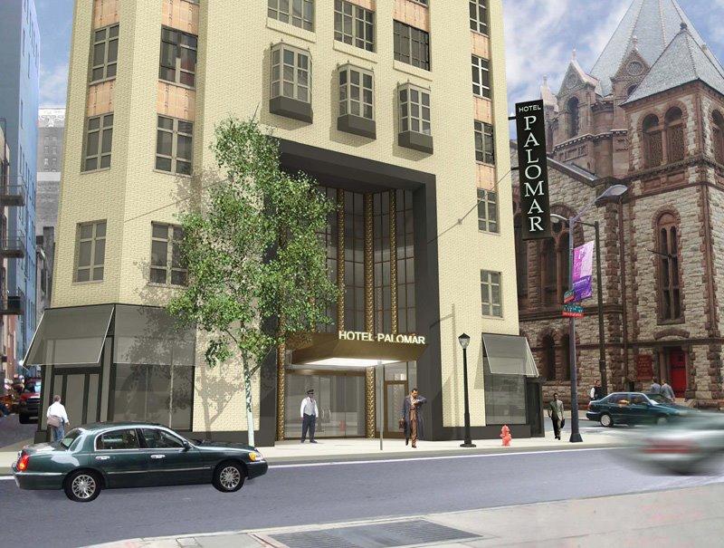 hotel palomar philadelphia by kimpton
