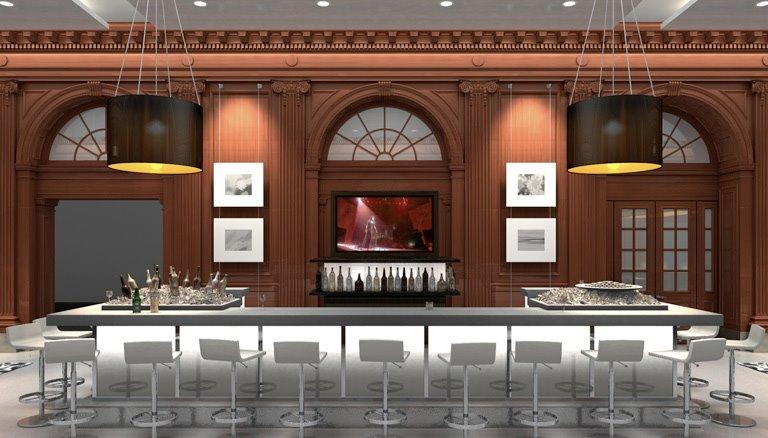 Le Méridien Philadelphia bar