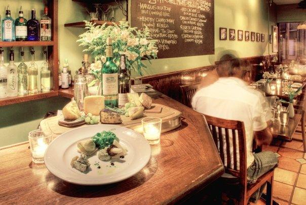 gayle restaurant in philadelphia