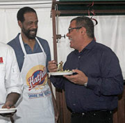 stephen starr garry maddox barbecue challenge
