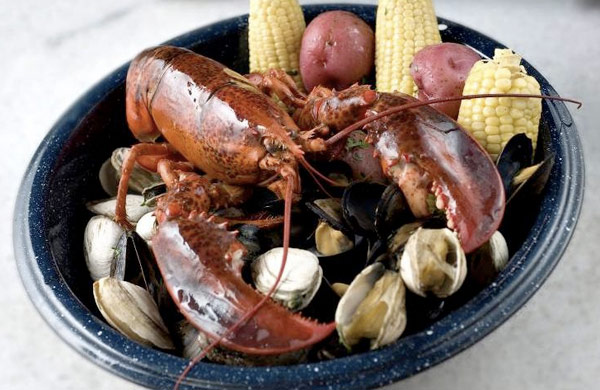 The Clam Bake For Two At Oyster House Philadelphia