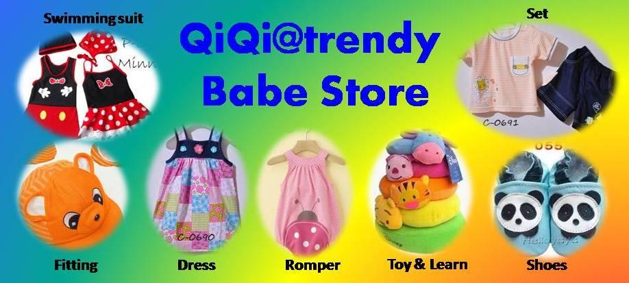 QiQi@trendy:: Babe