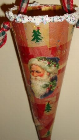 Santa Cone