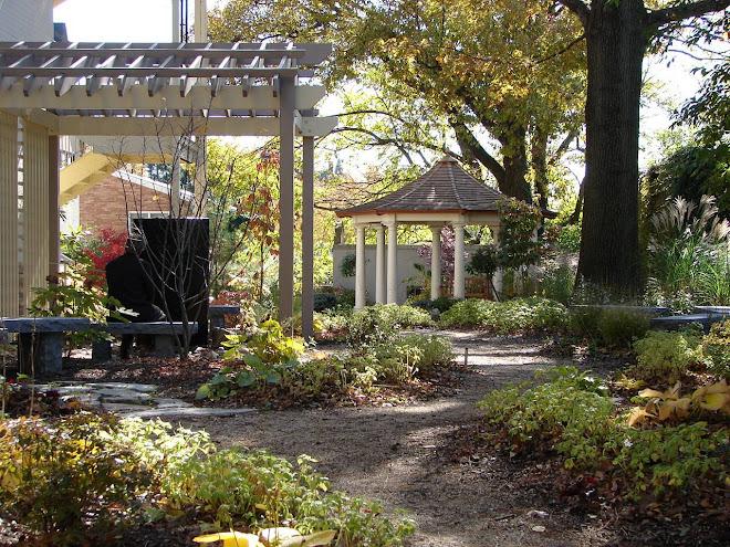 Fall Meditation Garden