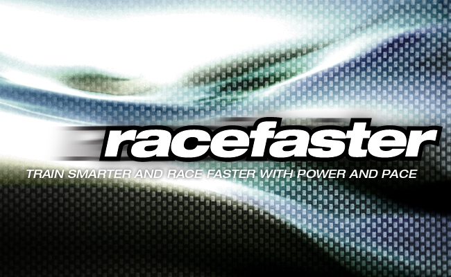 Train smarter and race faster with power and pace