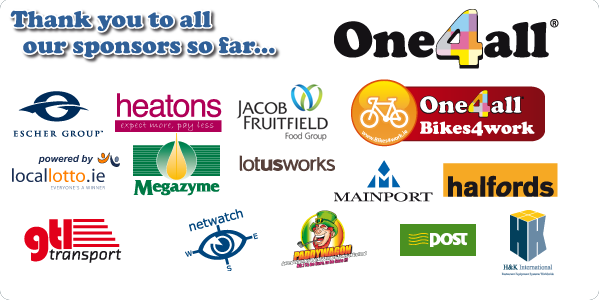 Cycle4haiti Dublin to Galway Cycle Sponsorship Cards – Sponsorship Cards
