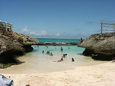 Shark Hole Barbados Sharks' Hole Cove South of