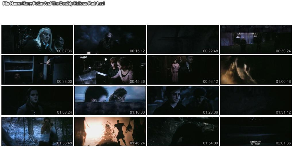 harry potter and the deathly hallows part 1 dvdrip. harry potter and the deathly