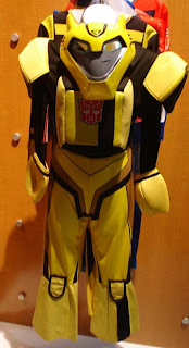 Bumble Bee Transformers Costume