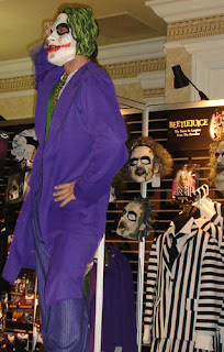 The Dark Knight Joker Costume