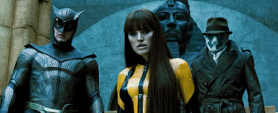 Watchmen Costumes