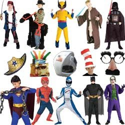 Famous and Popular Characters Costume Ideas