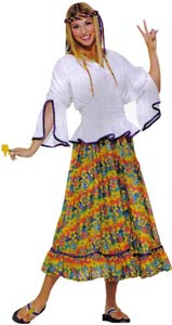1970s Hippie Costumes