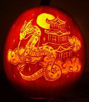 Dragon - O - Lantern