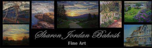Sharon Jordan Bahosh Fine Art