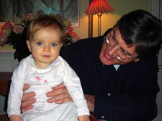 Grandpa Buddy and Kathryn