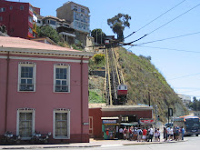 The Ascendor de Artilleria, Valparaiso