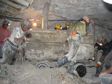 Down the Cooperative Mines, Potosi