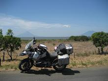 Over the Border into Nicaragua
